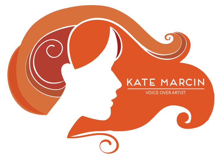 kate-marcin-Voice Over Artist -logo